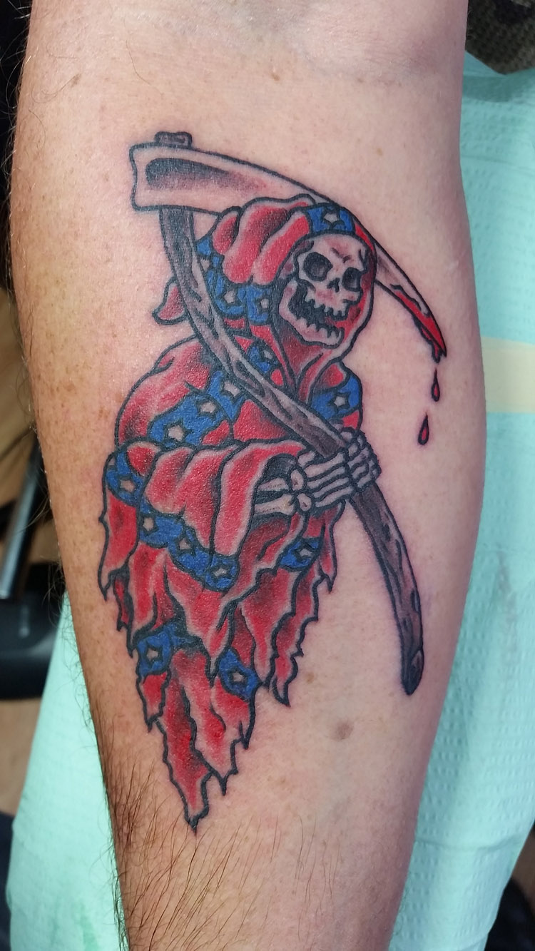 Pioneer tattoo company elizabethton tn for Tattoo shops in tennessee